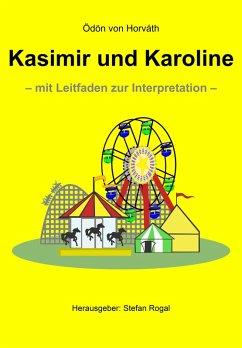 Kasimir und Karoline (eBook, ePUB) - von Horváth, Ödön