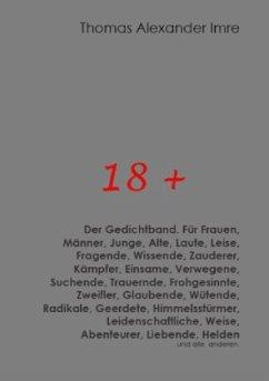 18 + Der Gedichtband