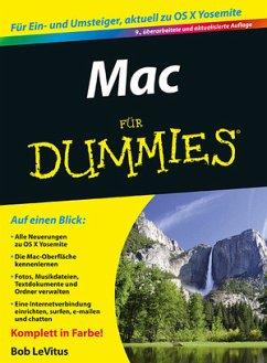 Mac für Dummies - Levitus, Bob