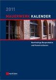 Mauerwerk-Kalender 2011 (eBook, PDF)