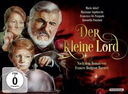 der kleine lord special edition film auf dvd. Black Bedroom Furniture Sets. Home Design Ideas