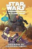 Verteidiger des verlorenen Tempels / Star Wars - The Clone Wars (Comic zur TV-Serie) Bd.15 (eBook, PDF)