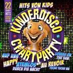 Kinder Disco Chartparty, 1 Audio-CD