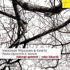 Klavierquintette C-Moll - Yoko Kikuchi/Fabergé-Quintett