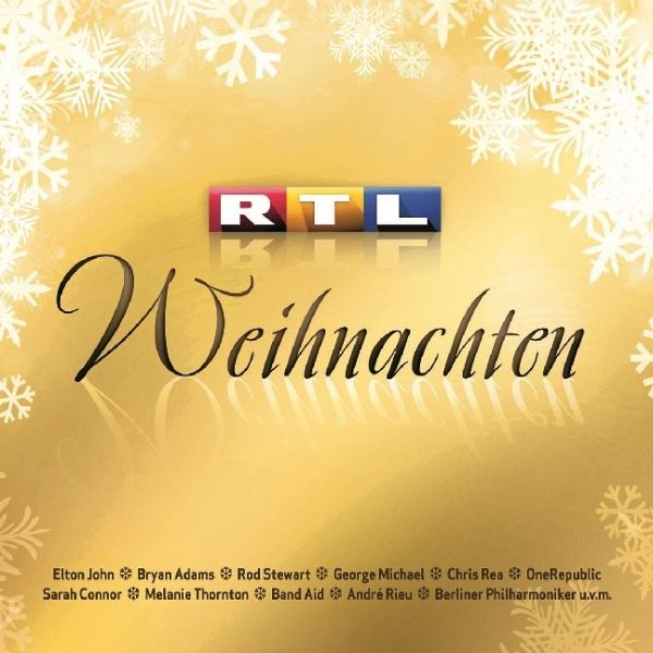 rtl weihnachten cd. Black Bedroom Furniture Sets. Home Design Ideas