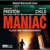 Maniac - Fluch der Vergangenheit / Pendergast Bd.7 (MP3-Download)