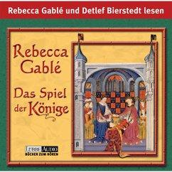 Das Spiel der Könige (MP3-Download) - Gablé, Rebecca