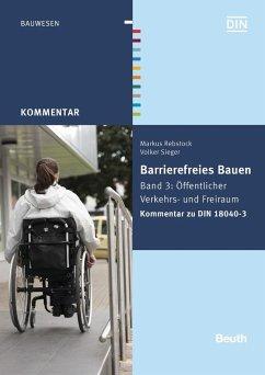 Barrierefreies Bauen 03 - Rebstock, Markus;Sieger, Volker