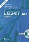 Workbook without key, w. Audio-CD / Laser A1+