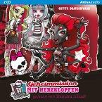 Geheimmission mit Herzklopfen / Monster High ab 9 Bd.4 (MP3-Download)