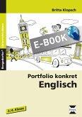 Portfolio konkret: Englisch (eBook, PDF)