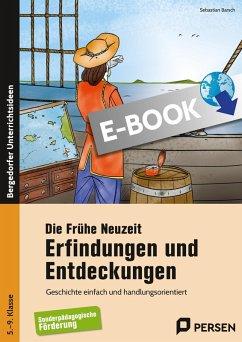 Die Frühe Neuzeit: Erfindungen und Entdeckungen (eBook, PDF) - Barsch, Sebastian