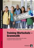 Training Wortschatz - Grammatik (eBook, PDF)