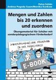 Mengen und Zahlen bis 20 erkennen und zuordnen (eBook, PDF)