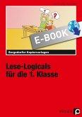 Lese-Logicals für die 1. Klasse (eBook, PDF)