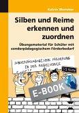 Silben und Reime erkennen und zuordnen (eBook, PDF)