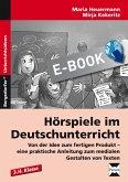 Hörspiele im Deutschunterricht (eBook, PDF)