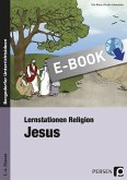 Lernstationen Religion: Jesus (eBook, PDF)