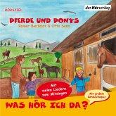 Was hör ich da? Pferde und Ponys (MP3-Download)