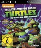 Teenage Mutant Ninja Turtles: Die Gefahr des Ooze-Schleims (PlayStation 3)
