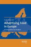 Advertising Food in Europe (eBook, PDF)