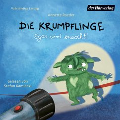 Egon wird erwischt! / Die Krumpflinge Bd.2 (MP3-Download)