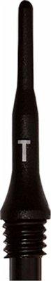 Bull's Softdart 100 Spitzen Tefo-X schwarz