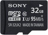 Sony microSDHC Expert 32GB Class 10 UHS-I U3 inkl Adapter