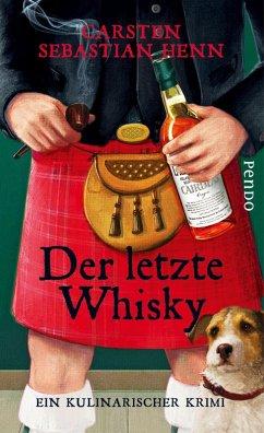 Der letzte Whisky / Professor Bietigheim Bd.4 (eBook, ePUB) - Henn, Carsten Sebastian