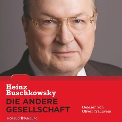 Die andere Gesellschaft (MP3-Download) - Buschkowsky, Heinz