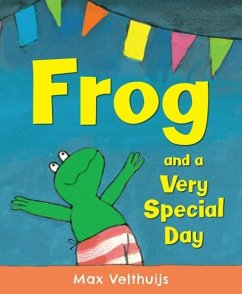 Frog and a Very Special Day - Velthuijs, Max