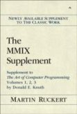 The MMIX Supplement: Supplement to the Art of Computer Programming Volumes 1, 2, 3 by Donald E. Knuth