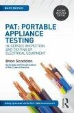 PAT: Portable Appliance Testing, 4th ed