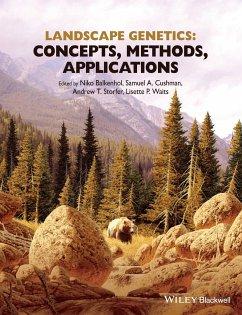 Landscape Genetics: Concepts, Methods, Applications - Balkenhol, Niko; Cushman, Samuel; Storfer, Andrew