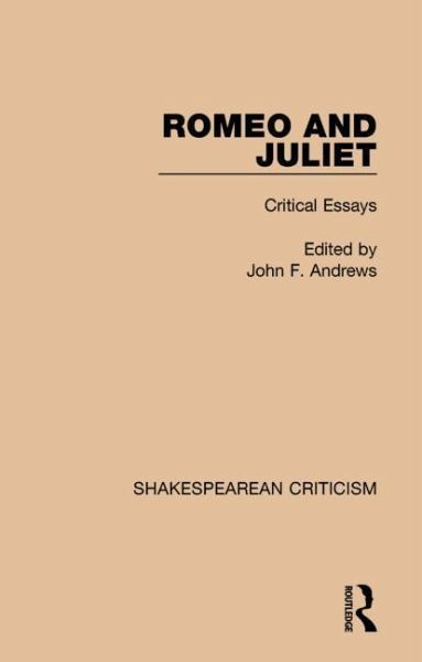 """romeo and juliet 41 essay Related essays: romeo and juliet starts with romeo 'lovesick' over a woman called rosaline """"romeo and juliet charts juliet's journey from subservient."""