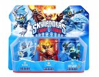 Skylanders Trap Team Triple 2 (Blades, Tidal Wave Gill Grunt, Torch), Figuren