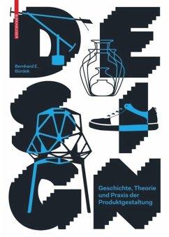 Design - Bürdek, Bernhard E.