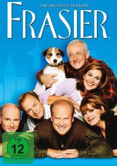 Frasier - Season 6 DVD-Box - John Mahoney,Jane Leeves,Peri Gilpin