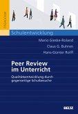 Peer Review an Schulen (eBook, PDF)