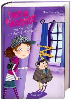 Buch-Reihe Emma Panther von Elfie Donnelly