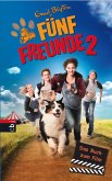 Fünf Freunde 2 / Fünf Freunde Buch zum Film Bd.2 (Mängelexemplar)