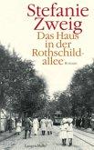 Das Haus in der Rothschildallee / Rothschildsaga Bd.1 (Mängelexemplar)