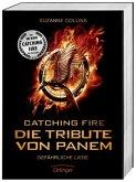 Catching Fire. Gefährliche Liebe / Die Tribute von Panem Bd.2 (Filmausgabe) (Mängelexemplar)