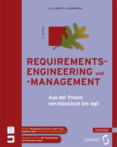 Requirements-Engineering und -Management (eBook, PDF) - Rupp, Christine; SOPHISTen, Die
