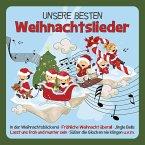 Unsere besten Weihnachtslieder, 1 Audio-CD