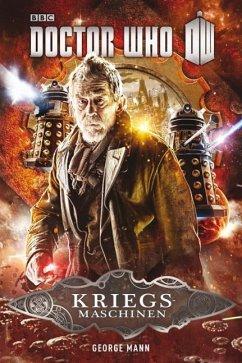 Doctor Who - Kriegsmaschinen - Mann, George