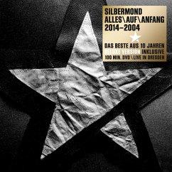 Alles Auf Anfang 2014-2004 (Premium Edition Doppel-CD und DVD) - Silbermond