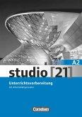 studio [21] Grundstufe A2: Gesamtband. Unterrichtsvorbereitung (Print)