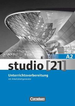 studio [21] Grundstufe A2: Gesamtband. Unterric...
