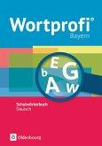 Wortprofi® Wörterbuch Bayern